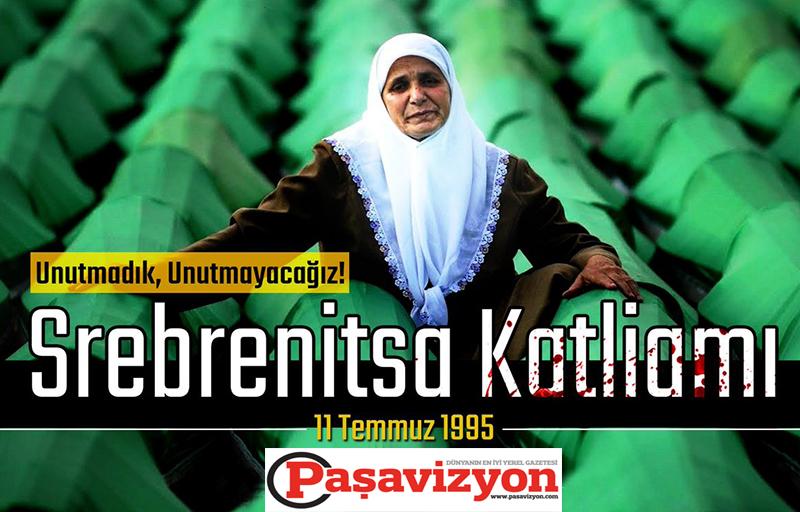 Srebrenitsa katliamının 25. yılı
